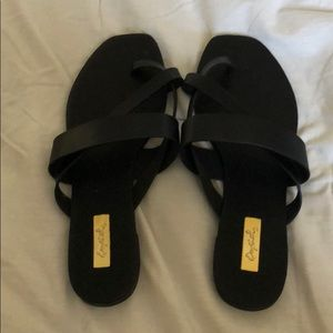 New Qupid sandals size 6.5